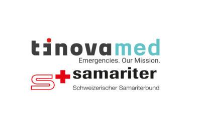Tinovamed und der Schweizerische Samariterbund – Gemeinsam in die Zukunft