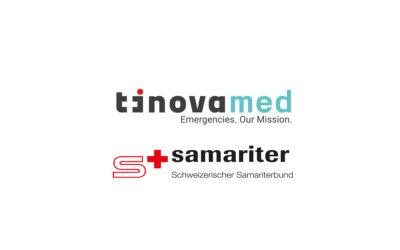 Tinovamed et l'Alliance suisse des samaritains – Ensemble vers l'avenir